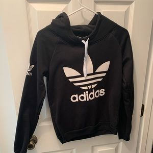 Adidas inspired hoodie. Size M.
